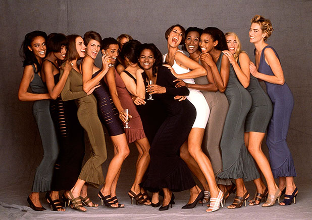 Alaia Azzedine Dresses >> The World of KOTUR: Iconic Party Looks through the Decades | Kotur