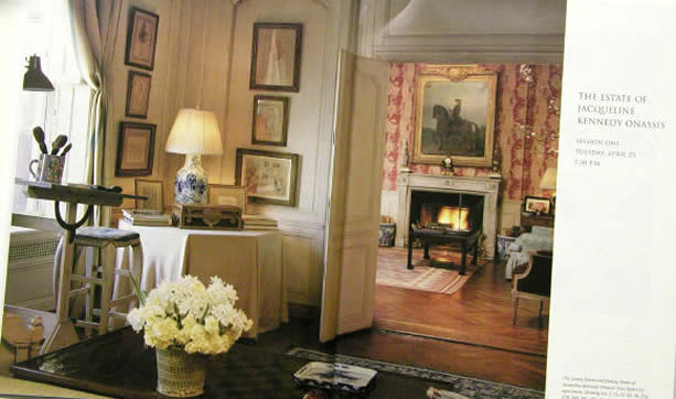 Dames In Their Drawing Rooms Jackie Kennedy At 1040 Fifth Avenue