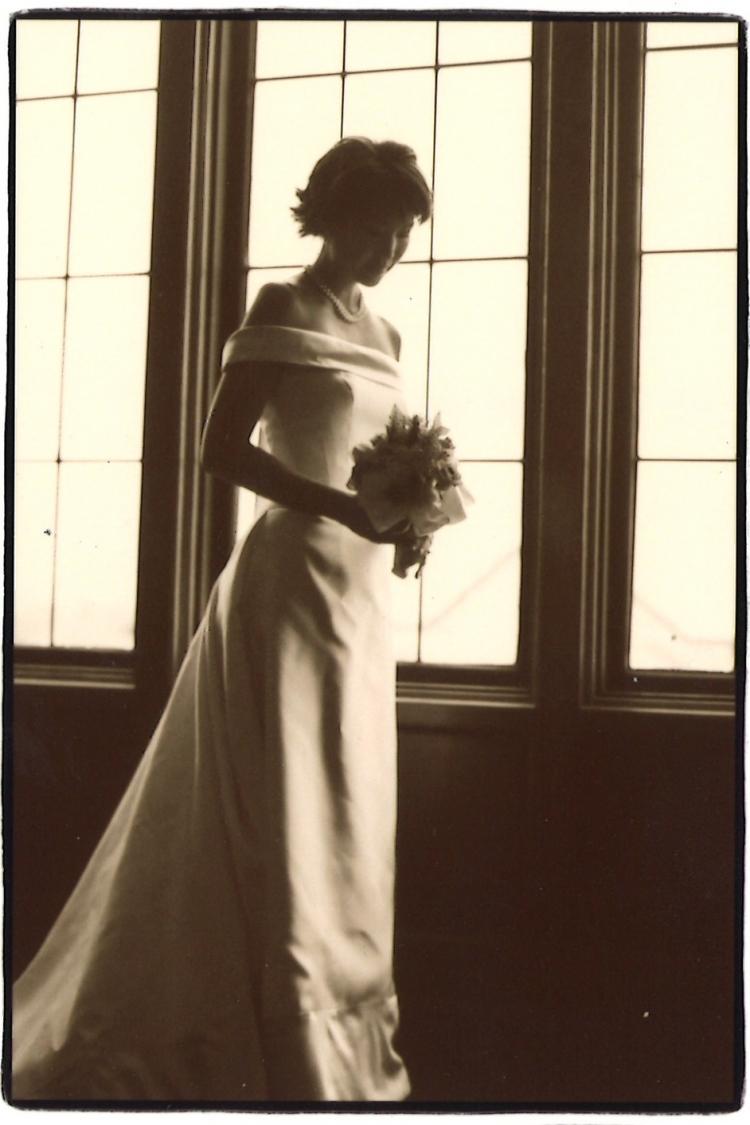 Yolanda Wedding Portrait