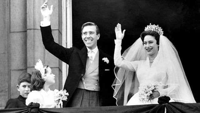 Princess Margaret's wedding