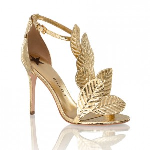 Gilda Shoes Gold