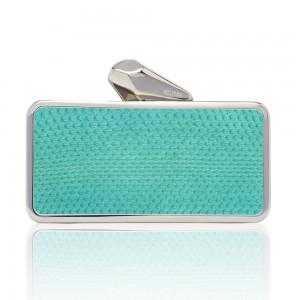 Patented iPhone 6 Getsmartbag Shiny Nickel